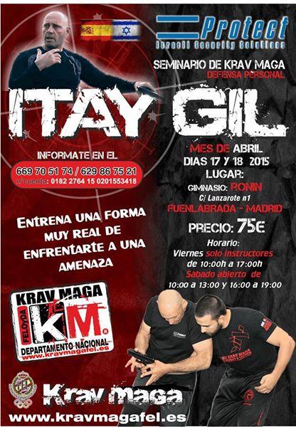 seminario itay gil